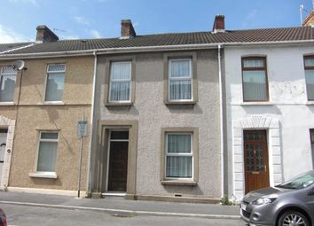 Thumbnail 3 bed terraced house to rent in Brynmor Road, Llanelli
