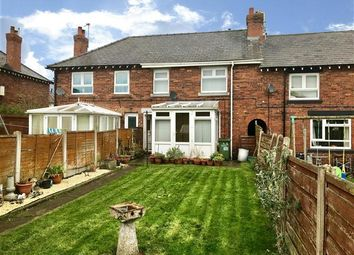 Thumbnail 3 bed terraced house for sale in Mayfield Avenue, Macclesfield
