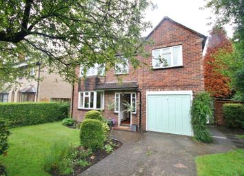 Thumbnail 3 bed detached house to rent in The Grove, Woking, Surrey
