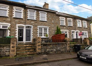 Thumbnail 4 bed terraced house for sale in High Street, Six Bells, Abertillery