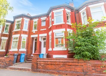 Thumbnail 5 bed terraced house to rent in Kensington Avenue, Rusholme, Manchester