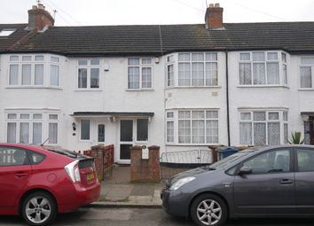 Thumbnail 3 bed terraced house to rent in Wickham Road, Wealdstone