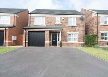 Thumbnail 4 bed detached house for sale in Hart, Hartlepool