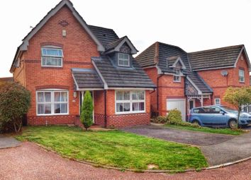 3 Bedrooms Detached house for sale in Sanderling Road, Gateford, Worksop S81