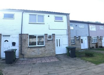 Thumbnail 3 bed terraced house to rent in Ellindon, Bretton, Peterborough, Cambridgeshire
