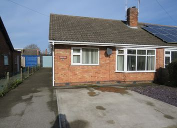 Thumbnail 3 bed semi-detached bungalow for sale in Norfolk Road, Wigston, Leicester