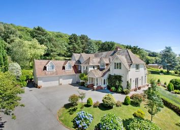 Thumbnail 4 bedroom detached house for sale in Sidbury Hill, Sidbury, Sidmouth, Devon