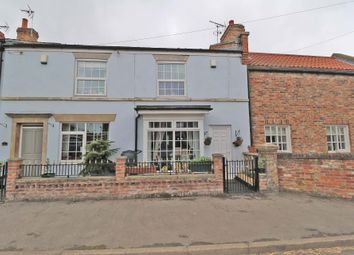 Thumbnail 2 bed cottage for sale in Albion Place, Owston Ferry, Doncaster