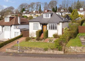 Thumbnail 5 bedroom detached bungalow for sale in Killermont Road, Bearsden, Glasgow