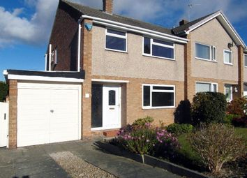 Thumbnail 3 bed property to rent in Fulthorpe Avenue, Darlington