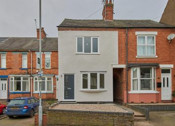 Thumbnail 3 bed terraced house for sale in Station Road, Earl Shilton, Leicester