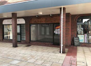 Retail premises to let in Unit 18, Saxon Square, Christchurch, Dorset BH23