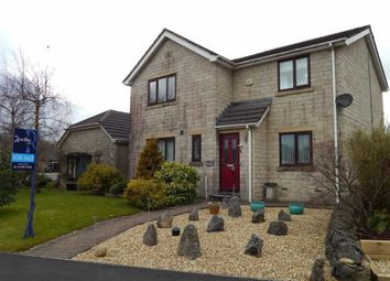 Thumbnail 4 bed detached house for sale in The Meadows, Near Buxton, Derbyshire