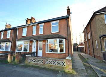 Thumbnail 3 bed semi-detached house for sale in Cornwall Road, Felixstowe