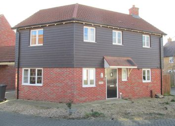Thumbnail 3 bed detached house for sale in Morrells Walk, Willows Edge, North Bersted, Bognor Regis