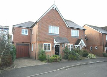 Thumbnail 3 bed semi-detached house for sale in Halls Drive, Faygate, Horsham