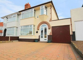 Thumbnail 3 bed semi-detached house for sale in Windsor Road, Huyton, Liverpool
