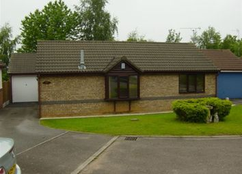 Thumbnail 2 bed bungalow to rent in Oswald Way, Rugby