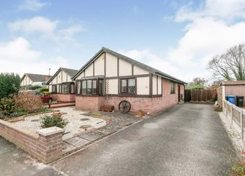 Thumbnail 2 bed bungalow for sale in St. James Drive, Prestatyn, Denbighshire, .