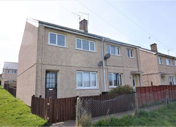 Thumbnail 3 bed end terrace house for sale in Brynawelon, Ebbw Vale