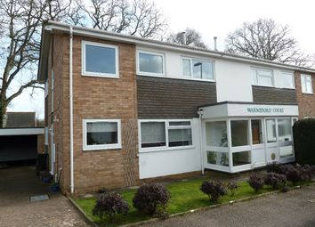 Thumbnail 2 bed flat for sale in Warneford Gardens, Exmouth
