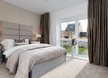 Thumbnail 2 bedroom flat for sale in Pathfinder Way, Northstowe, Cambridgeshire