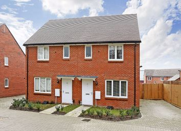 Thumbnail 3 bedroom semi-detached house to rent in Old Saw Mill Place, Amersham