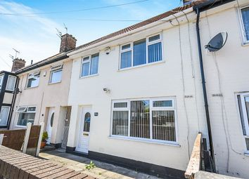 Thumbnail 4 bed terraced house for sale in Pennard Avenue, Huyton, Liverpool