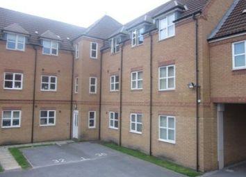 Thumbnail 2 bed flat to rent in Edmonstone Crescent, Nottingham