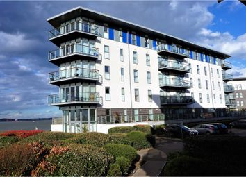 Thumbnail 1 bed flat for sale in Carmichael Avenue, Greenhithe