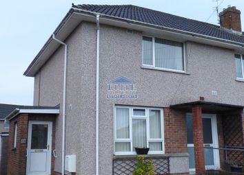 Thumbnail 2 bed flat to rent in Broadoak Way, Bryntirion, Bridgend.