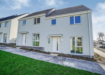 Thumbnail 2 bed semi-detached house for sale in Briarwood, Plymouth