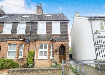 Thumbnail 4 bed end terrace house for sale in Pembury Road, Tonbridge, Kent