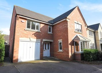 Thumbnail 4 bed detached house to rent in Bure Park, Bicester