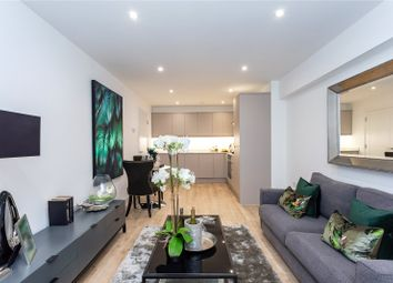 Thumbnail 1 bed flat for sale in Buckingham House East, Buckingham Parade, The Broadway, Stanmore