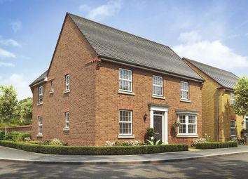 "Thumbnail 4 bed detached house for sale in ""Avondale"" at Park View, Moulton, Northampton"