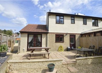 Thumbnail 2 bed semi-detached house for sale in Stanley View, Dudbridge, Stroud, Gloucestershire