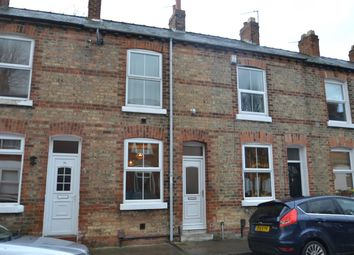 Thumbnail 2 bed terraced house to rent in Lincoln Street, York