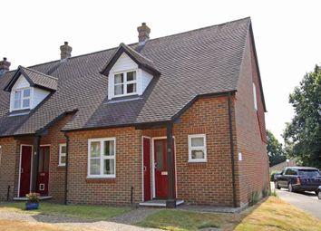 Thumbnail 2 bed end terrace house for sale in Rectory Fields, Cranbrook