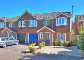 Thumbnail 3 bed semi-detached house for sale in German Road, Bramley, Tadley