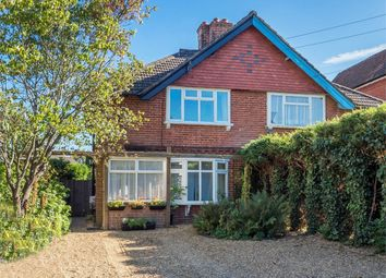 Thumbnail 2 bed semi-detached house for sale in Intwood Road, Cringleford, Norwich, Norfolk