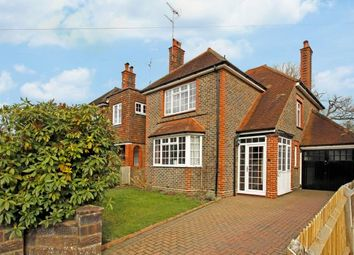 Thumbnail 3 bed detached house for sale in Newlands Road, Horsham, West Sussex