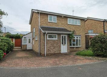 Thumbnail 3 bed detached house for sale in Newhaven Close, Walton, Chesterfield