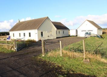 Thumbnail 5 bed detached bungalow for sale in Watten, Wick