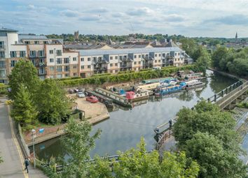 Thumbnail 2 bed flat for sale in The Waterfront, Hertford, Hertfordshire