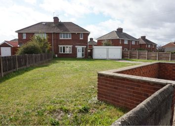 Thumbnail 3 bed semi-detached house for sale in Harworth, Doncaster