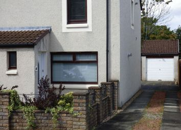 Thumbnail 2 bed semi-detached house for sale in Rosebank Avenue, Falkirk