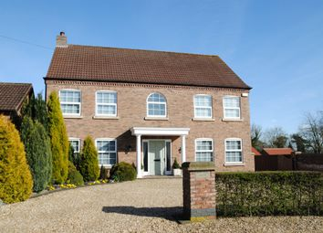 Thumbnail 6 bed detached house for sale in Front Street, Grasby, Barnetby
