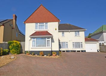 Thumbnail 4 bed detached house for sale in Topsham Road, Exeter