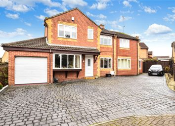 Thumbnail 5 bed detached house for sale in Jackson Close, Greenhithe, Kent